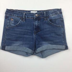 Hudson Jeans Denim Shorts Girls Size 14